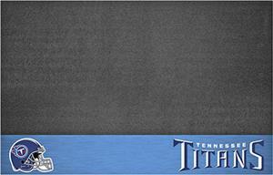 Fan Mats NFL Tennessee Titans Grill Mats