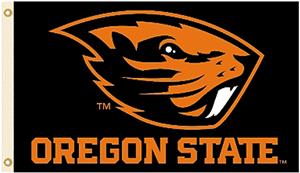 COLLEGIATE Oregon State Beavers 3' x 5' Flag