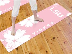 Fan Mats Louisiana University Yoga Mat