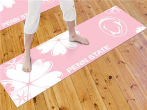 Fan Mats Penn State University Yoga Mat