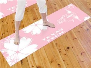 Fan Mats Texas Tech University Yoga Mat