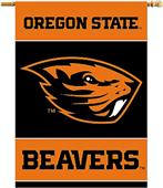 "COLLEGIATE Oregon State 2-Sided 28"" x 40"" Banners"
