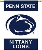 "COLLEGIATE Penn State 2-Sided 28"" x 40"" Banner"