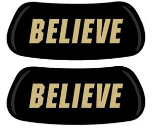Believe EYEBLACK Strips
