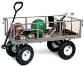 Blazer Athletic Steel Equipment Wagon