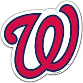 "MLB Washington Nationals 12"" Die Cut Car Magnets"