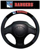BSI NHL New York Rangers Steering Wheel Cover