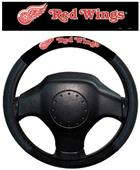 BSI NHL Detroit Red Wings Steering Wheel Cover
