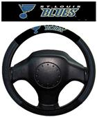 BSI NHL St. Louis Blues Steering Wheel Cover