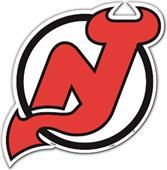 "BSI NHL New Jersey Devils 12"" Vinyl Magnet"