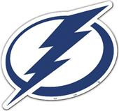 "BSI NHL Tampa Bay Lightning 12"" Vinyl Magnet"