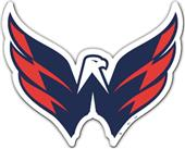"BSI NHL Washington Capitals 12"" Vinyl Magnet"