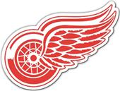 "BSI NHL Detroit Red Wings 12"" Vinyl Magnet"