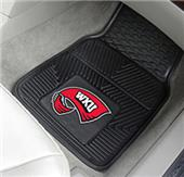 Fan Mats Western Kentucky Univ. Car Mats (set)
