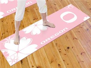 Fan Mats University of Oregon Yoga Mat