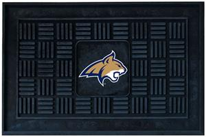 Fan Mats Montana State University Door Mat