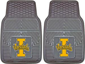 Fan Mats University of Idaho 2-Piece Car Mats