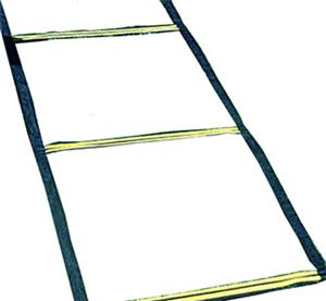 Soccer Innovations Nylon Fabric Speed Ladder
