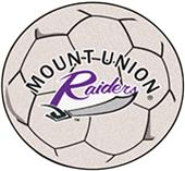 Fan Mats University of Mount Union Soccer Ball Mat