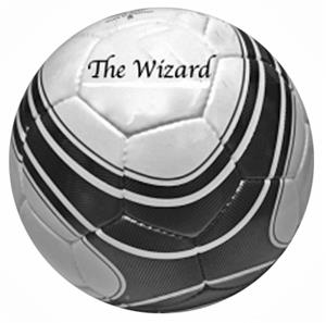 Soccer Innovations The Wizard Soccer Match Ball
