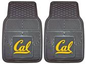 Fan Mats UC Berkeley Car Mats (set)