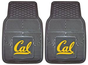 Fan Mats UC Berkeley 2-Piece Car Mats