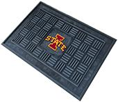 Fan Mats Iowa State University Door Mat