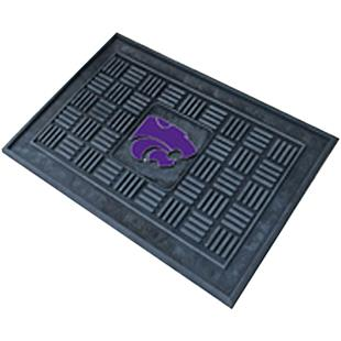 Fan Mats Kansas State University Door Mat