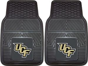 Fan Mats Univ. of Central Florida 2-Piece Car Mats