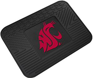 Fan Mats Washington State Univ. Vinyl Utility Mats