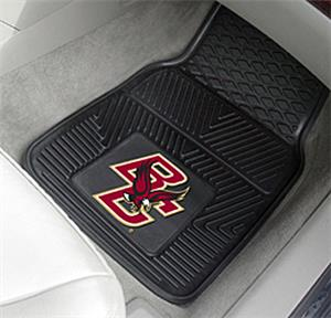 Fan Mats Boston College 2-Piece Car Mats