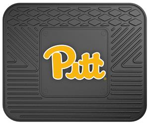 Fan Mats Univ. of Pittsburgh Vinyl Utility Mats
