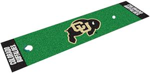 Fan Mats University of Colorado Putting Green Mat