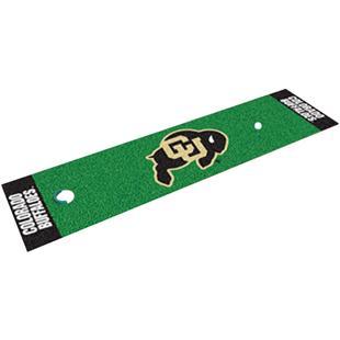 Fan Mats University of Colorado Putting Green Mat
