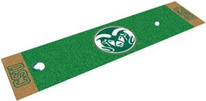 Fan Mats Colorado State Univ. Putting Green Mat