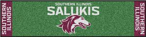 Fan Mats Southern Illinois Univ. Putting Green Mat
