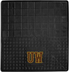 Fan Mats University of Wyoming Cargo Mat