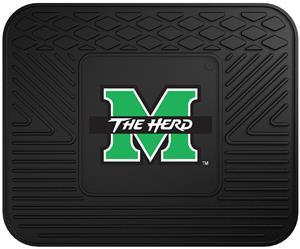Fan Mats Marshall University Vinyl Utility Mats