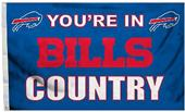 BSI NFL Buffalo Bills 3' x 5' Flag w/Grommets