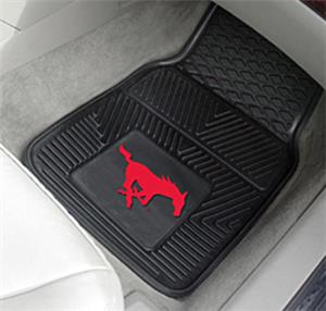 Fan Mats Southern Methodist Univ. 2-Piece Car Mats