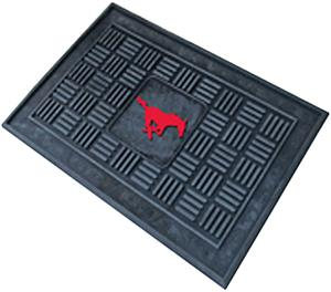 Fan Mats Southern Methodist University Door Mat