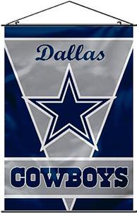 "BSI NFL Dallas Cowboys 28"" x 40"" Wall Banner"