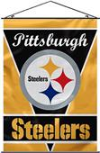 "BSI NFL Pittsburgh Steelers 28"" x 40"" Wall Banner"