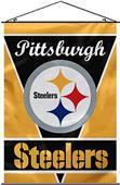 "BSI NFL Pittsburgh Steelers 28"" x 40"" Wall Banner"
