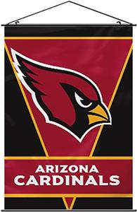 "BSI NFL Arizona Cardinals 28"" x 40"" Wall Banner"