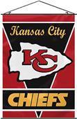 """BSI NFL Kansas City Chiefs 28"""" x 40"""" Wall Banner"""