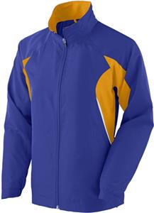 Augusta Sportswear Ladies Fury Lined Zip Jacket