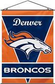 """BSI NFL Denver Broncos 28"""" x 40"""" Wall Banner"""