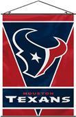 "BSI NFL Houston Texans 28"" x 40"" Wall Banner"