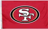 BSI NFL San Francisco 49ers 3'x5' Flag w/Grommets